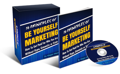 10 Principles of Be Yourself Marketing